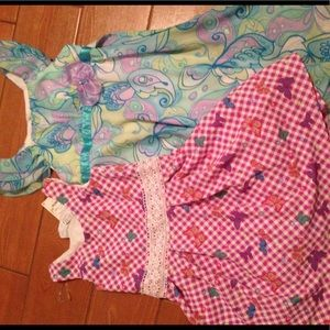 Set of 2 Girl's Dresses 👗 size 6